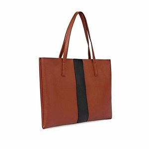 Vince Camuto Brown Luck Tote